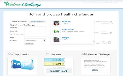 wellnesschallenge.com